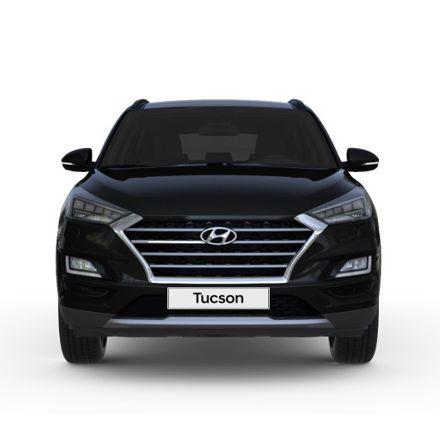 Hyundai TUCSON resmi